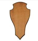 Gewei-bord-voor-edel-en-damherten-puntige-vorm