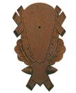 Gewei-bord-voor-edel-en-Damhert-41x26-cm