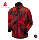 SHOOTERKING-Softshell-Jack-omkeerbaar-groen-rood