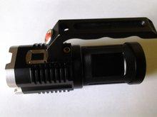 Zaklamp HI14 LED wit 2500-5000 Lumen